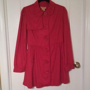 Jackets & Blazers - Red coat